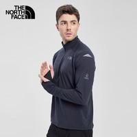 TheNorthFace北面春夏新品针织上衣男吸湿排汗户外运动|3UXE
