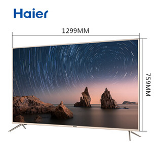 Haier 海尔 LU58C51 58英寸 4K超高清电视