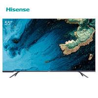 Hisense 海信 HZ55E7D 55英寸 4K 液晶电视