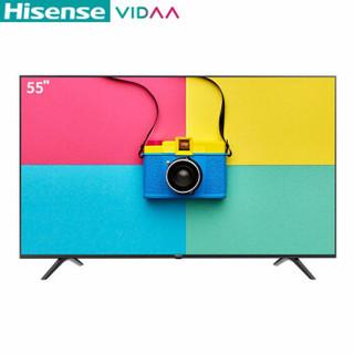 Hisense 海信 55V1A-J 55英寸 4K超高清 液晶电视