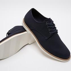 Meters bonwe 美特斯邦威 271497 男士拼接时装鞋