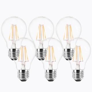 OSRAM 欧司朗 E27 led灯泡 7W  球泡 6只