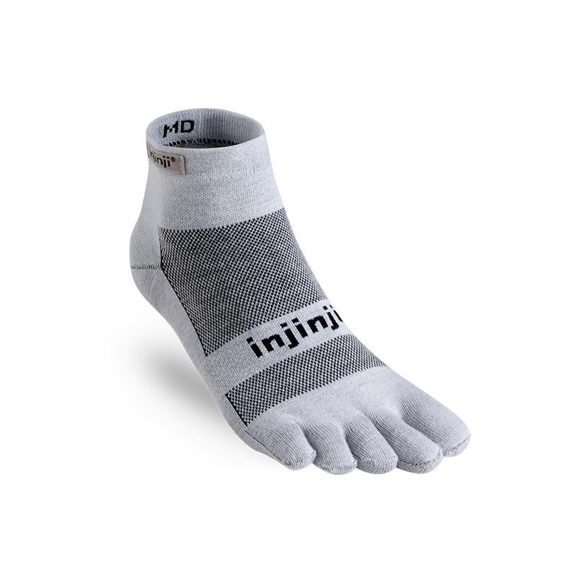 injinji 15 LW MC 五指袜 中筒薄款跑步袜