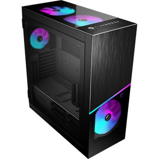 MSI 微星 MPG SEKIRA 500X 机箱 黑色
