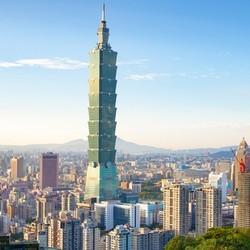暑假多班!上海-台北5天直飞往返含税机票 赠送接送机