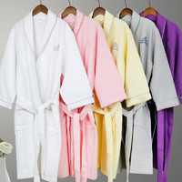 ZHUMAOYI 竹茂益 ZMY188171129 浴袍