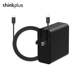 Thinkplus联想type-c 适配器65W