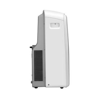 开利 51PD036H10200210 大1.5匹 定频 移动空调 白色