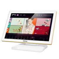 QiSheng 奇声 K20 KTV点歌机系统 金色台式 双系统 4TB