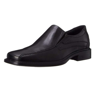 中亚Prime会员、限尺码 : ecco 爱步 New Jersey Slip-On 男款休闲鞋