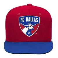 adidas 美国职业足球联盟 达拉斯队 男童棒球帽
