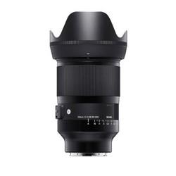 SIGMA 适马 ART 35mm F1.2 DG DN 全画幅微单 大光圈定焦镜头 索尼E卡口