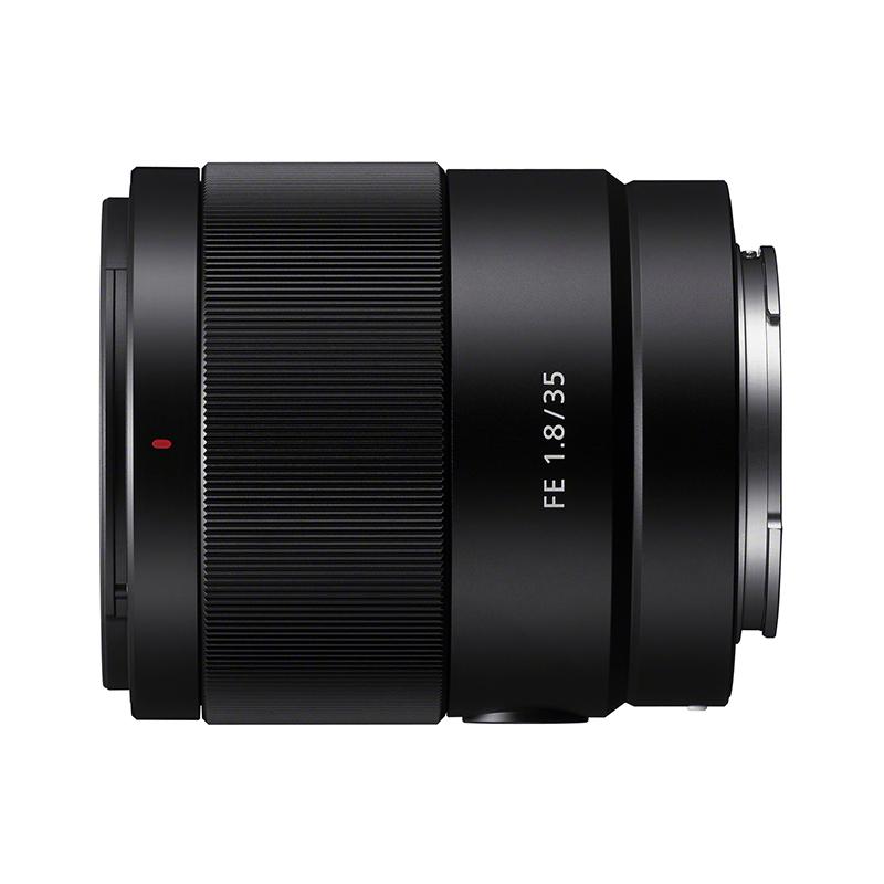 SONY 索尼 SEL35F18F 全画幅广角定焦镜头 FE 35mm F1.8 E卡口