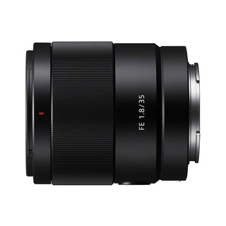 SONY 索尼 FE 35mm F1.8 SEL35F18F 广角定焦镜头