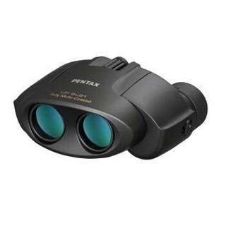 日本宾得(PENTAX) 双筒望远镜 UP 高倍高清便携 儿童 学生户外 女生演唱会 旅游 UP 8X21 黑色