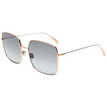Dior 迪奥 女款金色镜框灰色渐变镜片眼镜太阳镜Dior Stellaire1 0001I 59mm