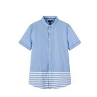 Semir 森马 男士条纹衬衫