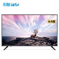Letv 乐视 X40C 40英寸 全高清 液晶电视