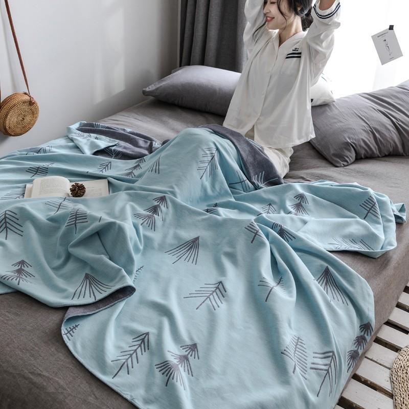Xanlenss 轩蓝仕 色织提花纱布空调被 150*200cm