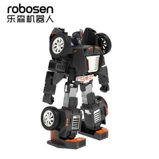 乐森 星际特工智能编程机器人T9-X 人车变形 早教益智机器人