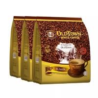 88VIP:OLD TOWN 舊街場 白咖啡 經典原味 570克*3包 *3件 +湊單品