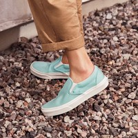 Vans 范斯 Slip-On 女士帆布鞋
