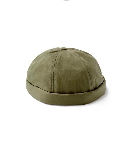 法国 CELIO 帽子 LIFISHER 橄榄绿