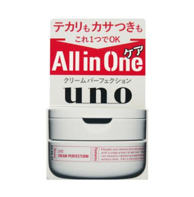 SHISEIDO 资生堂 UNO 吾诺 多效合一完美面霜 90g