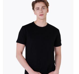 京造 男士圆领短袖T恤