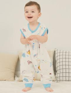 龙之涵 婴儿纯棉纱布睡袋
