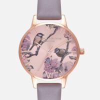 OLIVIA BURTON Pretty Blossom 女士时装腕表