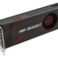 MSI 微星 Radeon RX Vega 64 Air Boost 8G OC 显卡