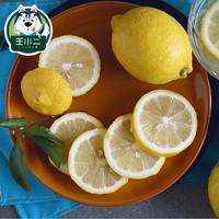 王小二 黄柠檬 6斤