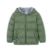 Balabala 巴拉巴拉 儿童羽绒服轻薄款男童冬季童装宝宝外套连帽外衣90cm-130cm