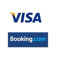移动端:Visa X 缤客全球酒店  Booking.com预订优惠