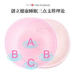 NiSHiKaWa 东京西川 婴儿枕头 (粉色)