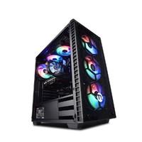 宁美国度 组装台式机(i5-9400F、8GB、256GB、GTX 1050 Ti 4G)