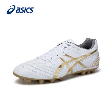 ASICS 亚瑟士  1103A015 足球鞋AG皮球鞋运动鞋DS LIGHT 1103A015-100 (白色、40.5)