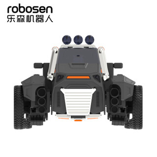 robosen 乐森 T9-x 星际特工 智能编程机器人