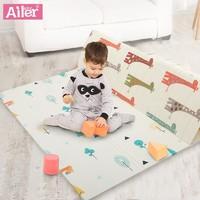 宝宝爬行垫加厚环保可折叠婴儿爬爬垫家用无味客厅儿童泡沫地垫子