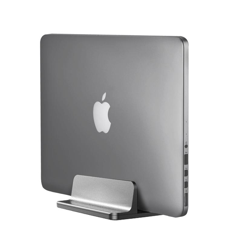 CROSS LINE 笔记本立式支架苹果macbook电脑支架竖放架子AIR夹托