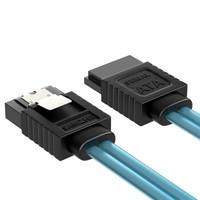 SAMZHE 山泽 高速双通道数据线SATA3代硬盘数据线 0.5米