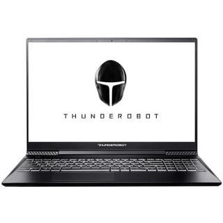 ThundeRobot 雷神 911Air 15.6英寸游戏本(i7-9750H、8GB、512GB、GTX1050)