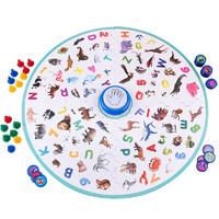 儿童提高观察力专注力反应力音乐早教类桌游戏亲子互动益智力玩具