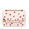 STRATHBERRY East/West Mini Chinese Valentines Soft Pink (白