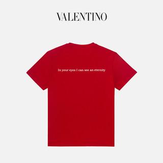 VALENTINO 华伦天奴 男士LOVE七夕限定系列短袖T恤 中国独家款