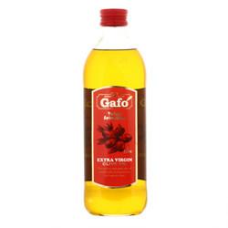 Gafo 嘉禾 红标 特级初榨橄榄油 1L *4件