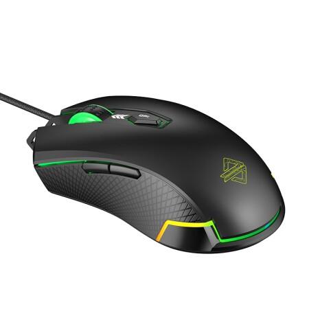 AJAZZ 黑爵 AJ203 RGB 鼠标