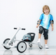 gb 好孩子 PY001-G005P  儿童漂移车平衡车 *2件 739元(合369.5元/件)