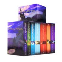 《Harry Potter 哈利·波特》1-8全套 英文原版
